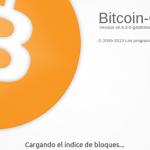Inicio Bitcoin-qt