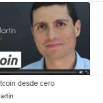 Nuevo videocurso para iniciarse con Bitcoin