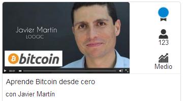 Aprende Bitcoin desde cero