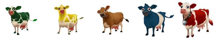 bitcoin cows